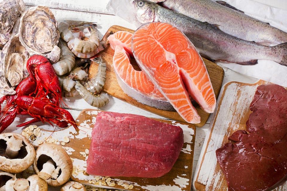 B12-vitamin i animalske produkter