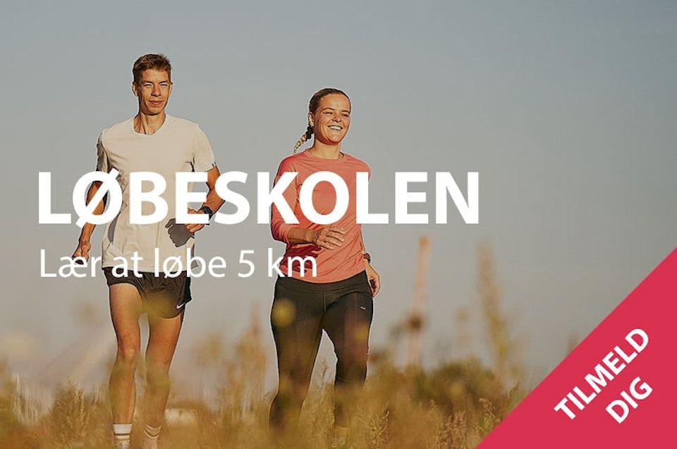 Lær at løbe 5 km
