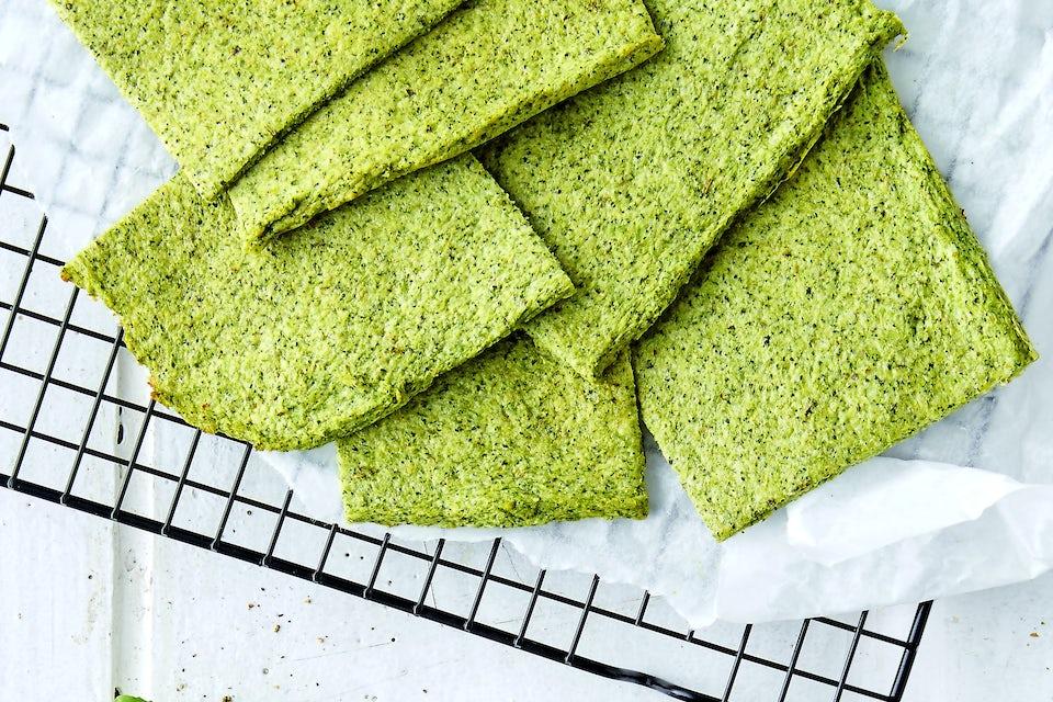 Rist med broccolibrød
