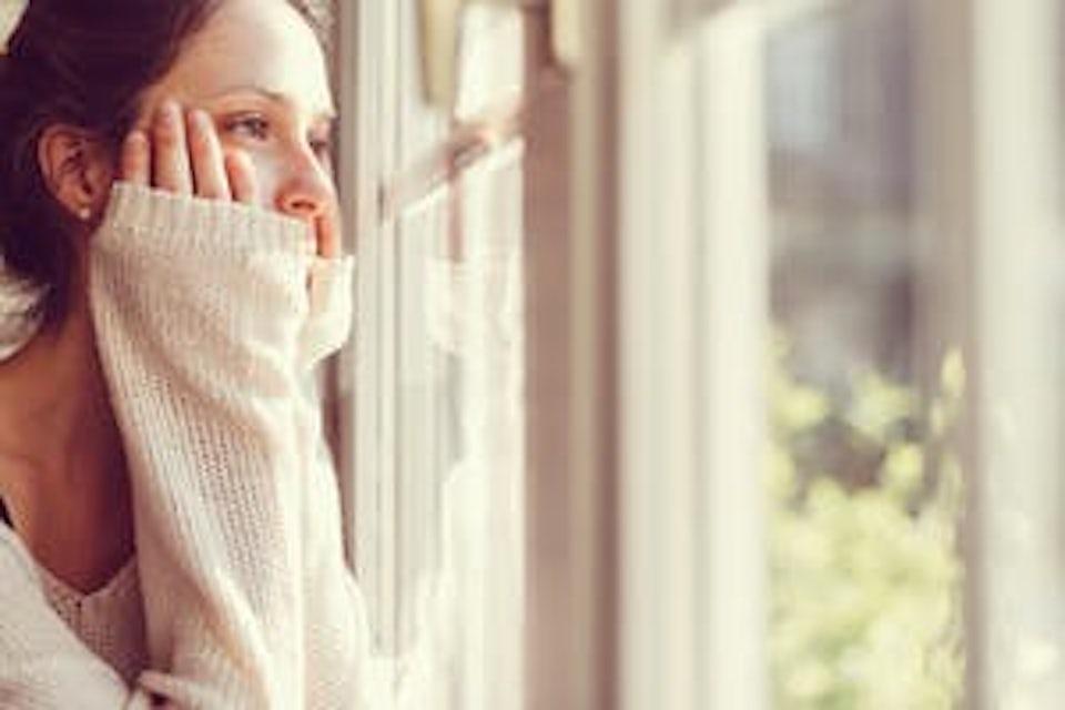 Kvinde med depression _NO