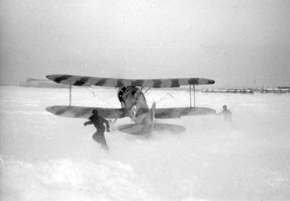 F19, svensk flygflottilj i Finland under andra världskriget.