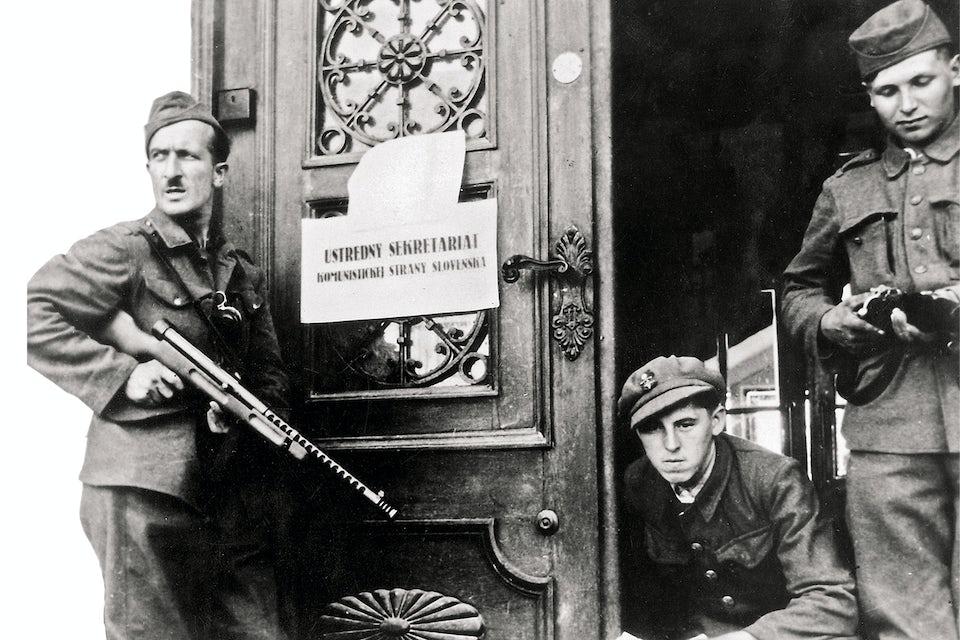 slovakien 1944