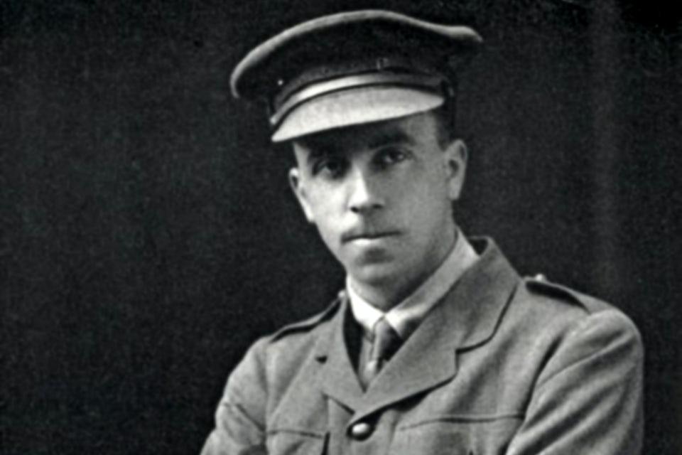 Harold Gillies, plastikkirurg pionjär under första världskriget